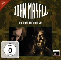 Cover John Mayall - The Lost Broadcasts [DVD]